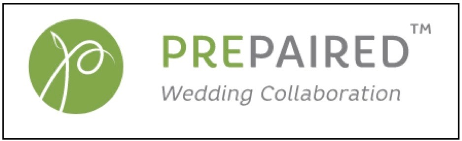 www.Prepaired.com website - wedding colaboration